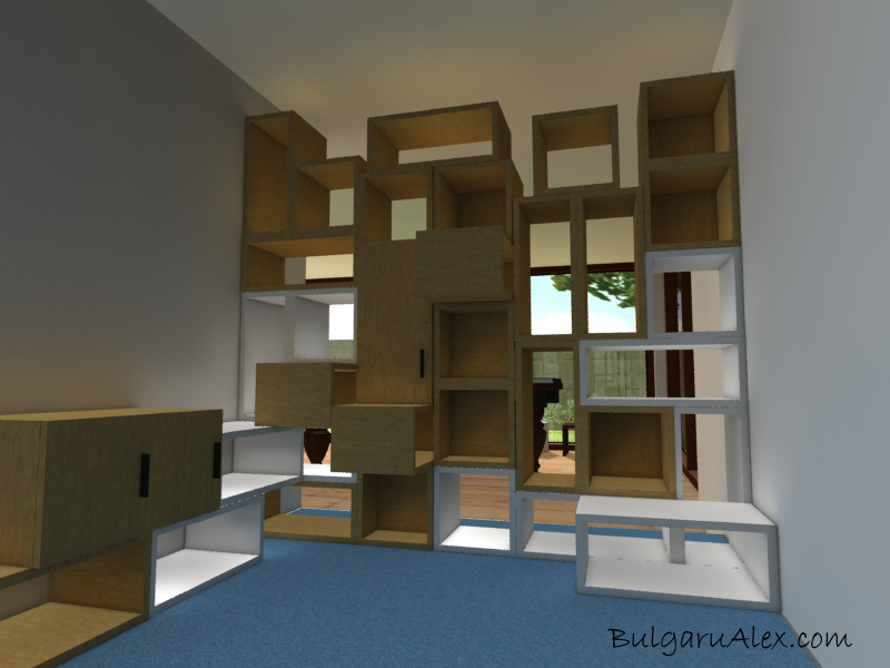 Division furniture style 3